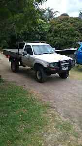 94 Toyota Hilux Rye Mornington Peninsula Preview