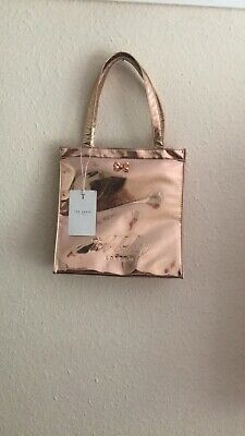 Ted baker bag Mirrored Rose Gold