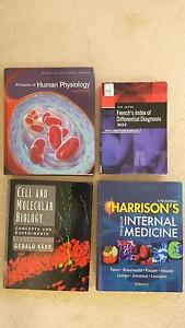 UWA University Text Books Set -2 Bachelor of Medicine and Surgery Waterford South Perth Area Preview