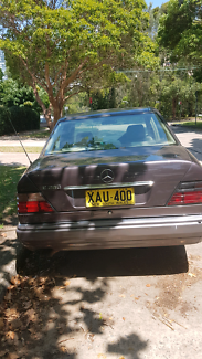 1995 Mercedes-Benz E280 [parts] St Leonards Willoughby Area Preview