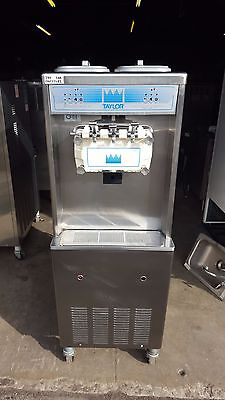 2004 Taylor 794 Soft Serve Frozen Yogurt Ice Cream Machine 3ph Air Fully Working