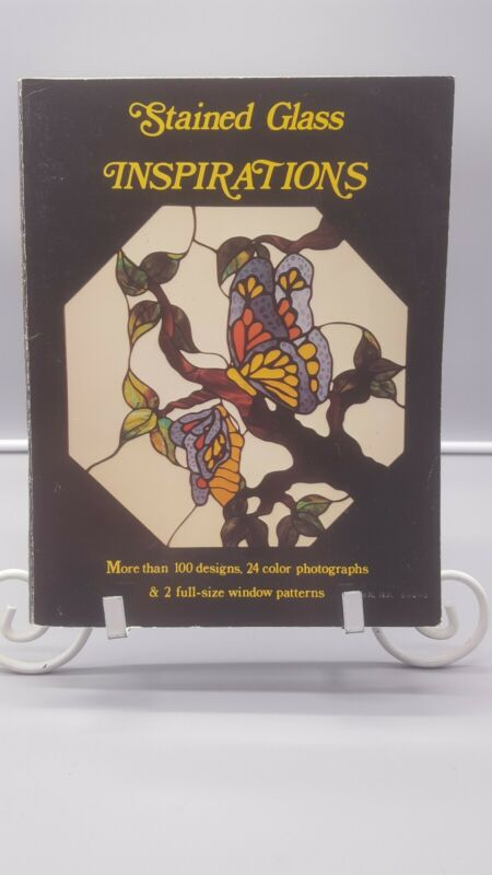 Stained Glass Inspirations Book