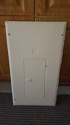 Fpe Federal Pacific Electric Breaker Panel Door Cover 125 Amp L125-2024c