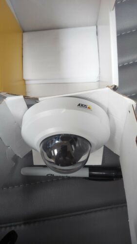 Axis M3065-V Fixed Dome Network Camera