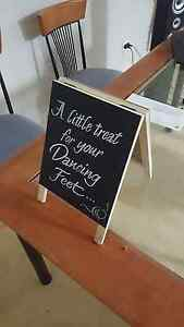 Wedding signs (blackboards) Cordeaux Heights Wollongong Area Preview