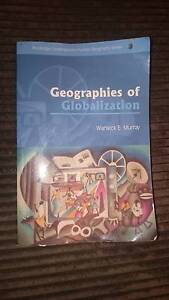 Geographics of Globalization Lyndoch Barossa Area Preview