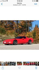 2001 Z06 foresale  22,000.00