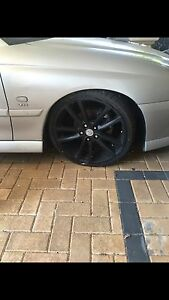 20 inch super sport rims and tyres Halls Head Mandurah Area Preview
