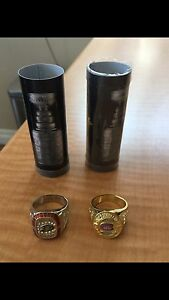 2016 Molson Stanley Cup Rings London Ontario image 2