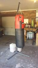 Boxing Stand, Bag and speed ball Kardinya Melville Area Preview