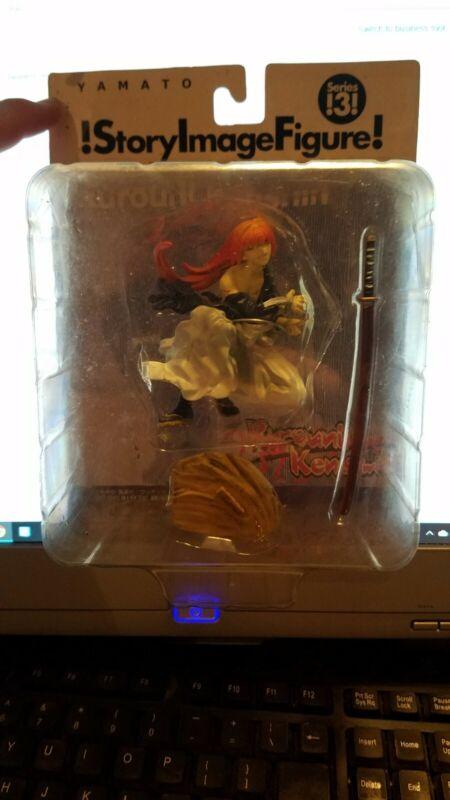 NEW Rurouni Kenshin Story Image Figure Series 3 Himura Kenshin