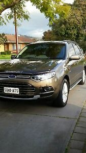 2012 Ford Territory Wagon Banksia Park Tea Tree Gully Area Preview