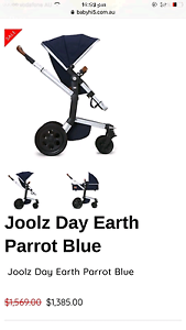 JOOLZ PRAM OFFERS ACCEPTED REASONABLE South Morang Whittlesea Area Preview