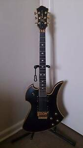 B.C. Rich Mockingbird Pro X + Case Sefton Bankstown Area Preview