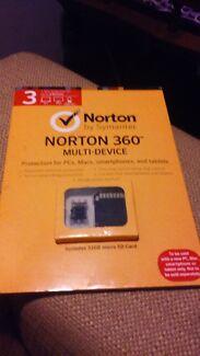 Norton 360 multi device  Corlette Port Stephens Area Preview