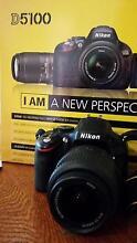 Nikon D5100 with 18-55mm DX NIKKOR lens Bensville Gosford Area Preview