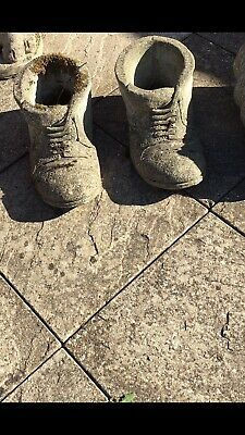 Stone Boots Ornament