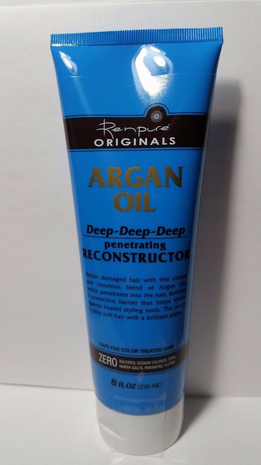 Renpure Argan Oil Deep-Deep-Deep Penetrating Reconstructor 8