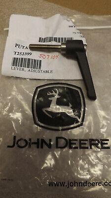 New OEM John Deere Handle T252399 Seat Camera Display, Light