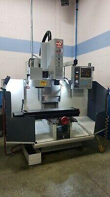 Haas Cnc Vertical Toolroom Mill