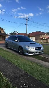 2007 Subaru Liberty GT Spec.B Padstow Heights Bankstown Area Preview