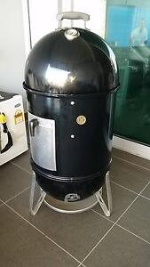 Weber 47cm Smokey Mountain Cooker Newstead Brisbane North East Preview