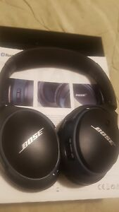 Bose sound link headphones