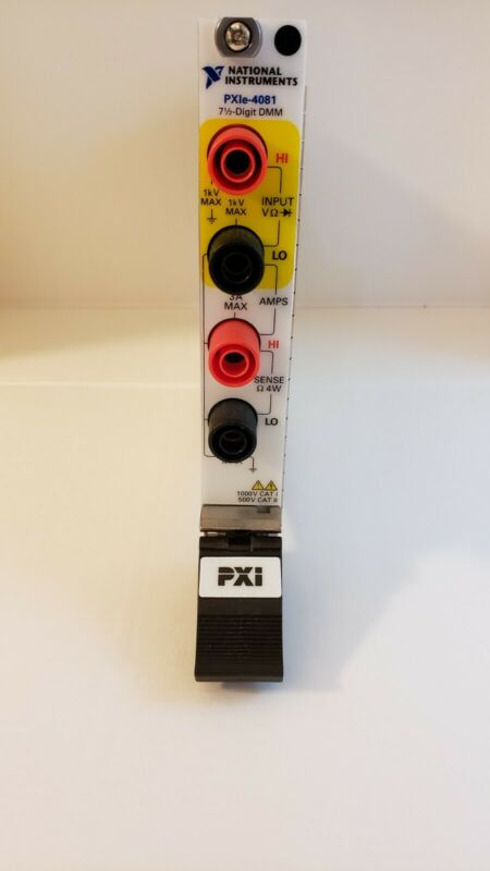 National Instruments Pxie 4081