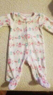 Simple Joys By Carters Baby Girl Size Nb Sleeper