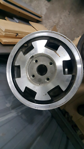 14 x 5.5 CSA FWD offset wheels Kilsyth Yarra Ranges Preview