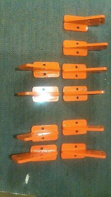 Kubota 7k500-16642 Rear Backhoe Bracket Bh90 Bh90a Bh92 7k500-16640