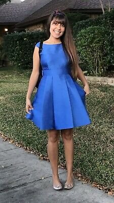 Kate spade Huge Bow dress Size 2 Gorgeous!