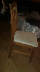 Wanted. 6 free dining chairs. Gosnells Gosnells Area Preview