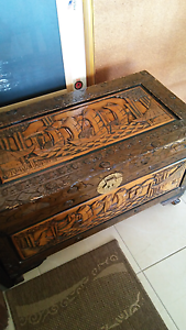 Camphor Wood Chest Hallett Cove Marion Area Preview