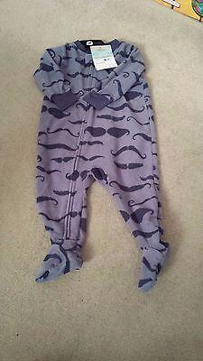 Carters Infant Microfleece Blanket Sleeper 6 Months