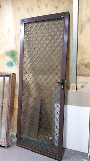 Solid core door & flyscreen Penrith Penrith Area Preview