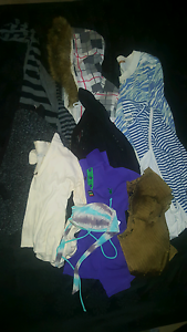Women clothes hoodies lot #17 Size 12 price 4 lot Mitchelton Brisbane North West Preview