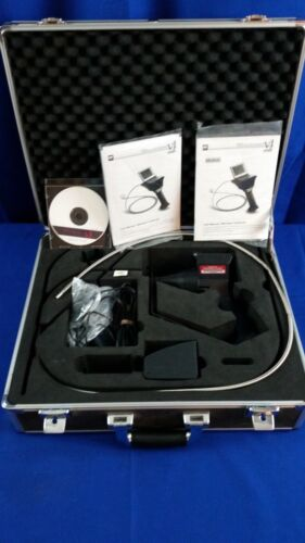 RF Systems VJ Adance 6.9mm Articulating Video Borescope with Hard Shell Case