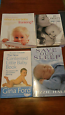 Baby books $5 each (SOS, Gina ford book sold)