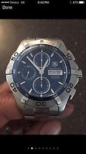 Tag Heuer Automatic Chrono Like new $1700 Sydney City Inner Sydney Preview