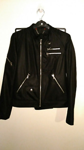 MARC by Marc Jacobs biker jacket (fabric) and pants