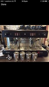 Wega Pegaso commercial coffee machine under 1 year old Carramar Fairfield Area Preview