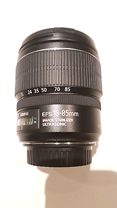 Canon EF-S Zoom lens - 15 mm - 85 mm - F/3.5-5.6 - Canon EF-S Lane Cove North Lane Cove Area Preview