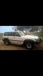 1998 Nissan Patrol Wagon Whyalla Whyalla Area Preview