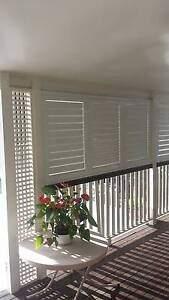 4 ECO Aluminium Shutters & Poly Shutters Proudly Made in Brisbane
