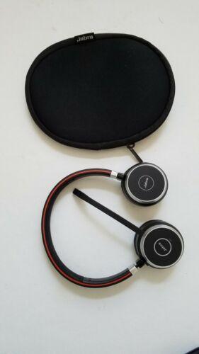 Jabra Evolve 65 On the Ear Bluetooth Wireless Headset