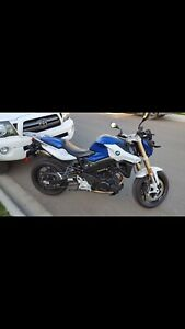 2015 BMW F800R Dynamic package, like NEW!!!!