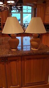 Lampes de tables