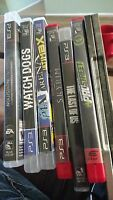 Ps3 8 games $120