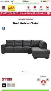 Tivoli Modular Chaise Tamworth Tamworth City Preview
